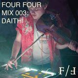 Four/Four mix 003: Daithí