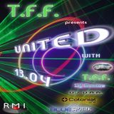 """DJ Nat performs for """"United"""" by T.F.F. (April 13, 2012)"""