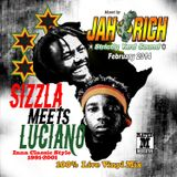 Sizzla meets Luciano inna Classic Style 1991 - 2001 MIX CD by Jah Rich