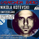 NIKOLA KOTEVSKI (NICK NASTY) // SWITZERLAND // DROPOUT RECORDS SHOWCASE 21-06-2014 00:00