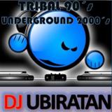 UNDERGROUND in TRIBAL - DJ UBIRATAN