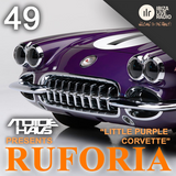 Ruforia Ep49 Motoe Haus Guest Mix 'Little Purple Corvette'
