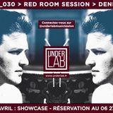 UDLB # 030 Session Red Room @Deniamoro - AfroBeat / World