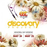 D.J. HOUSE INVASION MIX Discovery Project: EDC New York 2014