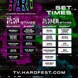 A-Trak B2B Baauer - live at Hard Summer Music Festival 2018 (USA) - 05-aug-2018