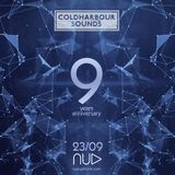CJ Art - Coldharbour Sounds 9 Years Anniversary [23.09.2018]