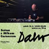 Radio Wave / Scéna s Mikem Cornerem (15.04.2016)