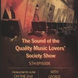 The Sound of the QMLS Show Vol.5-Nikos & George.