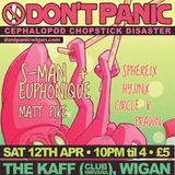 Euphonique & S Man live @ Don't Panic - 12/04/2014
