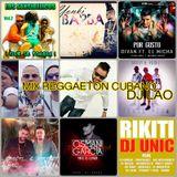 MIX REGGAETON CUBANO VOL 2 (2015)