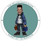 45 Live Radio Show pt. 31 with host DJ Pete Isaac & guest DJ SMOOVE