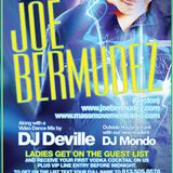 Joe Bermudez - Promo Mix for 9.17.11 at The Kennedy