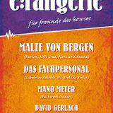 """Malte von Bergen @ Kassel """"Erangerie"""" 11.10.2014"""