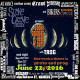 Stone Grooves & Deep Cuts on BiC Radio - June 22, 2016