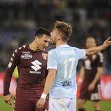 Luigi Salomone e Vicnenzo D'Amico commentano Lazio - Torino