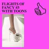 FLIGHTS OF FANCY #3 WITH TOONS