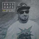 Mentalien - Live at Basshaze - Klub Dole, Bratislava 19-12-2015
