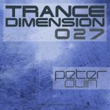 Peter Duin - Trance Dimension 027