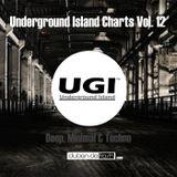 Underground Island Charts Vol. 012 (Deep, Minimal & Techno Edition) - July 2015