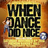 When Dance Did Nice 7 Promo CD