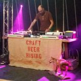 2014-09-20 - Andrew Divine @ Craft Beer Rising, Drygate Brewery, Glasgow