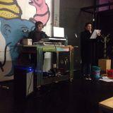 Experimento Zinabre - Performance Sônica em coautoria de Marion Velasco e Giancarlo Lorenci