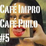 """Café impro, Café philo #5 """"Fuck le décalage ?"""""""