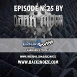 Back2Studio Podcast - Episode 25 Mixed By Dark Moon (28.02.2018)