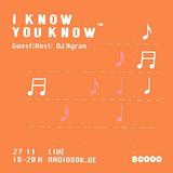 I Know You Know Nr. 14 w/ DJ Ayran