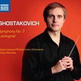 Naxos Podcast: Shostakovich Symphony No 7 'Leningrad'