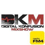 Digital confusion radio show in fm4 with dj joe joe (livin2win - chano macondiano and Richi AC)