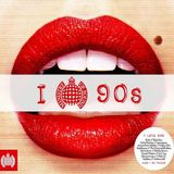 Ministry of Sounds - I Love The 90s (2016) CD3