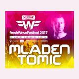 Mladen Tomic live at Fresh Wave Festival 2017, Banja Luka, BiH