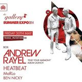 Andrew Rayel @ The Gallery, Ministry Of Sound London, United Kingdom 2014-05-30