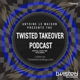 TWISTED TAKEOVER PODCAST TWP003 MARCH 2015