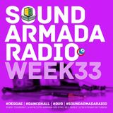 Sound Armada Reggae Dancehall Radio | Week 33 - 2017