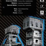 Balatro - live@Furanum Rec. Night, Kocynder Club, Poland 2011.01.28