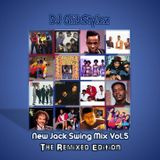 DJ GlibStylez - New Jack Swing Mix Vol.5 (The Remixed Edition)