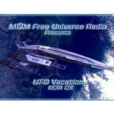 MQM Free Universe Radio Presents Marqus Mars - UFO Vacations - 2X - Mix1