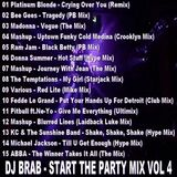 DJ Brab - Start The Party Mix Vol 4 (Section 2017)