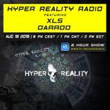 Hyper Reality Radio 089 – XLS & Darroo