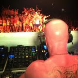Graham Gold Live @ July's Full Moon party on Koh Phangan at Tommy resort