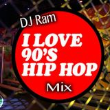Dj Ram - 90s hip hop mix vol.1