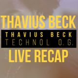 "Thavius Beck's ""Technol O.G."" Album Release Party 