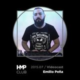 HMPclub – 07.2015 – Emilio Peña