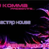 dj komma presents... February 2014 / Electro House
