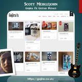 Scott Meiklejohn - Gojira Fx Guitar Pedals