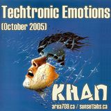 Techtronic Emotions (October 2005)