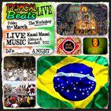 Tropical Beats Brazilian Carnival rewind, Rio, Salvador all over mash up