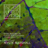 Beats United Radio EP 71  with special guest Mystk Marshall